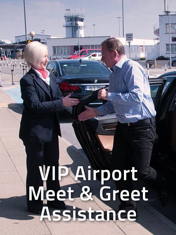 By Appointment DMC Airport Meet and Greet Assistance