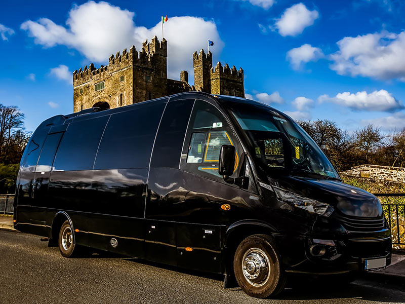 By Appointment DMC Iveco Mini Coach