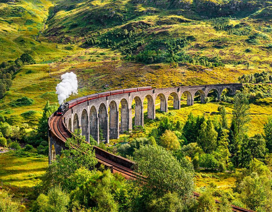 Iconic Movie Sites Scotland