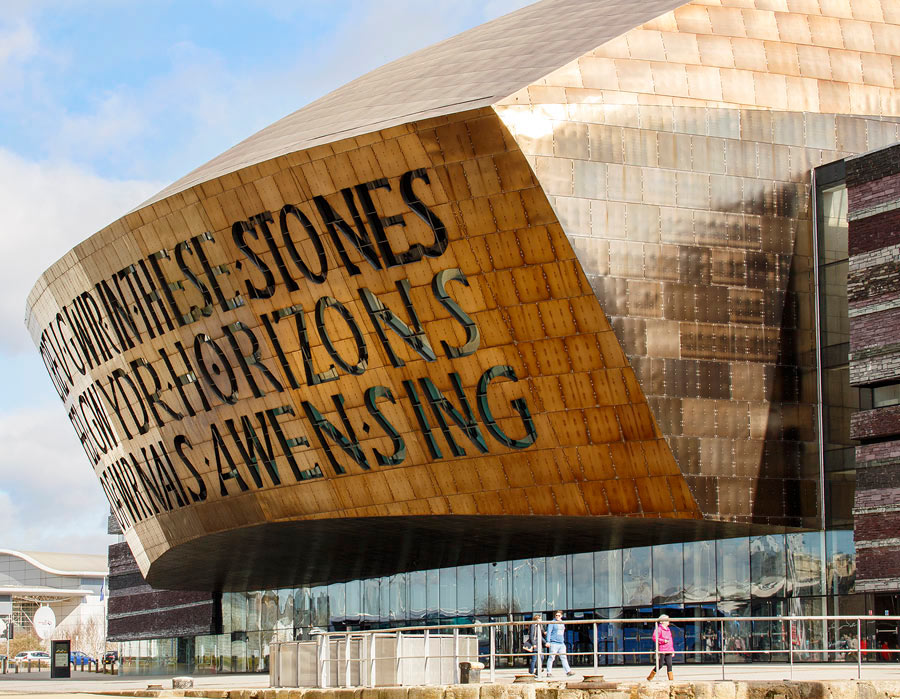 Iconic Movie Sites Wales